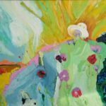 The Way to Enlightenment is Through a Garden - bowmanoilpaintings.co.uk