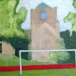 Hexham Abbey - bowmanoilpaintings.co.uk