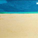 Sands of Time: Full Moon - bowmanoilpaintings.co.uk