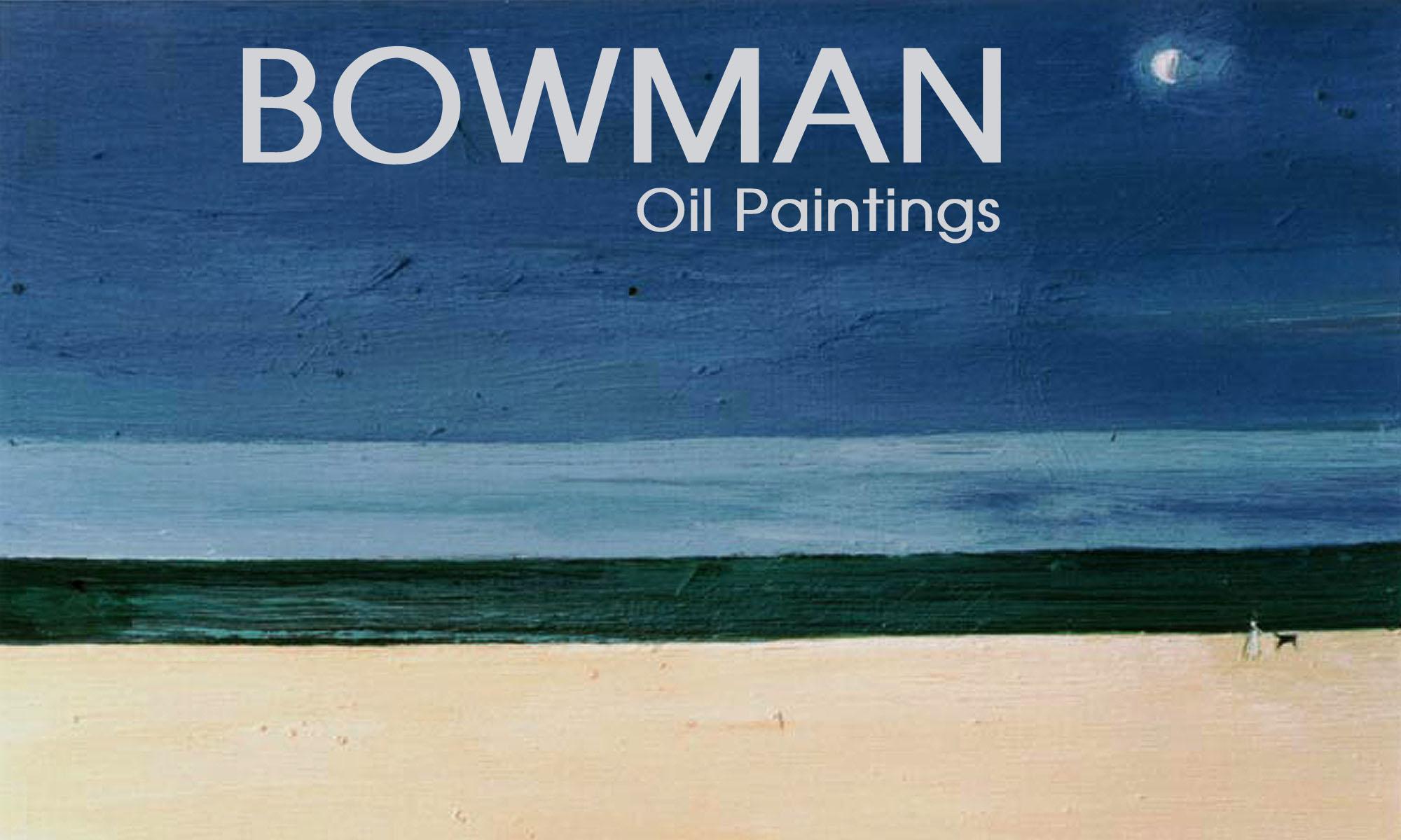 Bowman Oil Paintings