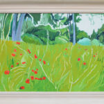 A Window in the Woods - www.bowmanoilpaintings.co.uk